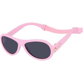 Montres & Bijoux Fille Lunettes de soleil Isotoner Lunettes de soleil pilote protection 100% uv Poudré