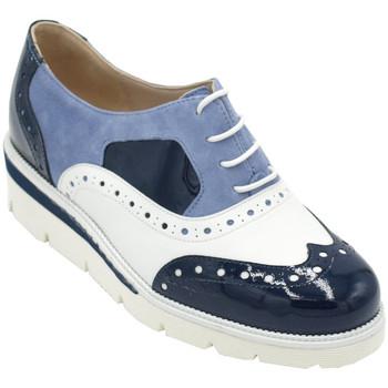 Chaussures Femme Baskets mode Angela Calzature ANSANGC111bic blu