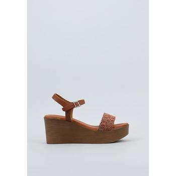 Chaussures Femme Sandales et Nu-pieds Sandra Fontan  Marron
