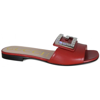 Chaussures Femme Mules Gucci  Rouge