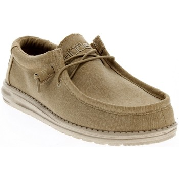 Chaussures Homme Chaussures bateau Hey Dude WALLY CLASSIC CHESTNUT
