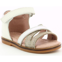 Chaussures Fille Sandales et Nu-pieds Aster Nawak BLANC