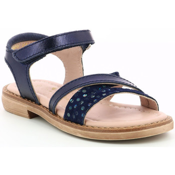 Chaussures Fille Sandales et Nu-pieds Aster Tessia MARINE