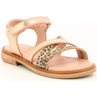 Chaussures Fille Sandales et Nu-pieds Aster Tessia ROSE