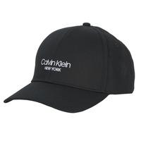 Accessoires textile Casquettes Calvin Klein Jeans CK NY BB CAP Noir