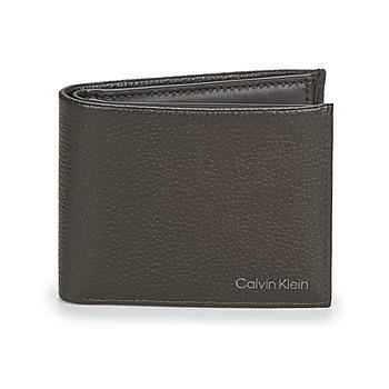Sacs Homme Portefeuilles Calvin Klein Jeans WARMTH BIFOLD 5CC W/COIN Marron