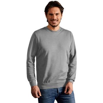 Vêtements Sweats Promodoro Sweat interlock unisexe promotion gris clair