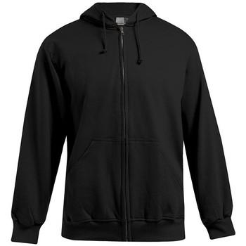 Vêtements Homme Sweats Promodoro Veste sweat capuche zippée coton Hommes promotion noir