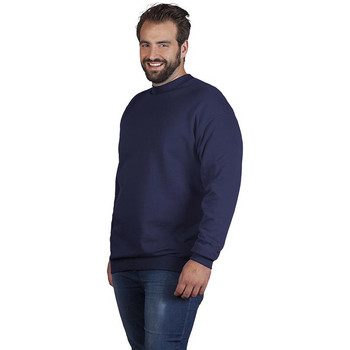 Vêtements Sweats Promodoro Sweat interlock unisexe grandes tailles pomotion bleu marine