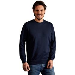 Vêtements Sweats Promodoro Sweat interlock unisexe promotion bleu marine