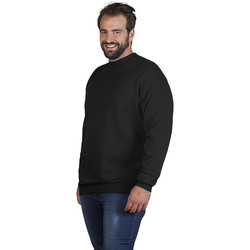 Vêtements Sweats Promodoro Sweat interlock unisexe grandes tailles pomotion noir