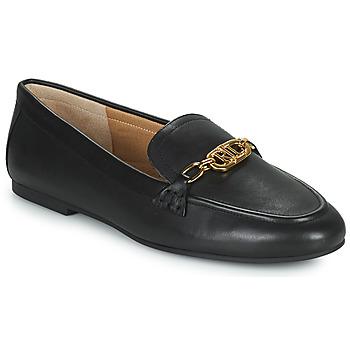 Chaussures Femme Mocassins Lauren Ralph Lauren AVERI Noir