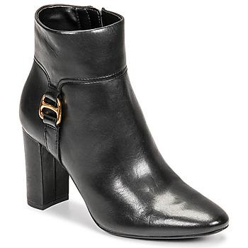 Chaussures Femme Bottines Lauren Ralph Lauren MCKAY Noir