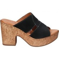 Chaussures Femme Mules Tarke SANDALIAS KAOLA- 893 SEÑORA NEGRO Noir