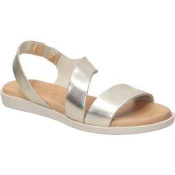 Chaussures Femme Sandales et Nu-pieds Tarke SANDALIAS KAOLA- 915 SEÑORA PLATINO Doré