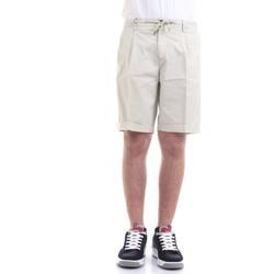 Vêtements Homme Shorts / Bermudas 40weft COACHBE Bermudes homme Beige