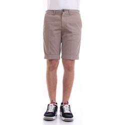 Vêtements Homme Shorts / Bermudas 40weft SERGENTBE 6011 Bermudes homme Beige