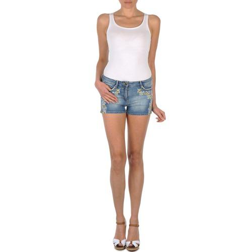 Vêtements Femme Shorts / Bermudas Brigitte Bardot JUE Bleu