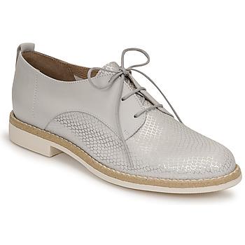 Chaussures Femme Derbies San Marina MASSILIA Argenté