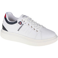 Chaussures Homme Baskets basses Geographical Norway Shoes Blanc