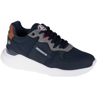 Chaussures Homme Baskets basses Geographical Norway Shoes Bleu marine