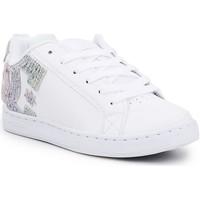 Chaussures Femme Baskets basses DC Shoes DC Court Graffik 300678-TRW biały
