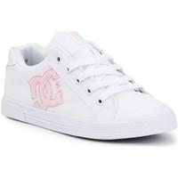 Chaussures Femme Baskets basses DC Shoes DC Chelsea ADJS300243-WPW biały