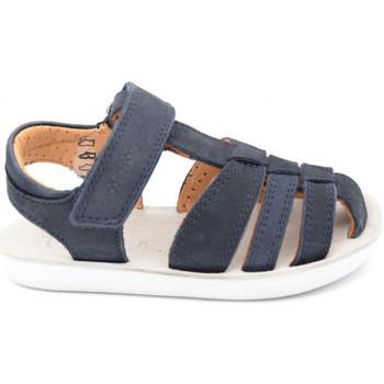 Chaussures Garçon Sandales et Nu-pieds Shoo Pom goa tonton Bleu