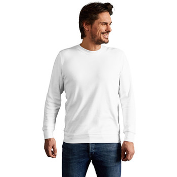 Vêtements Sweats Promodoro Sweat interlock unisexe promotion blanc