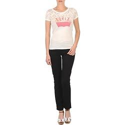 Vêtements Femme Jeans slim Levi's CL DC SLIM 5 PKT Noir