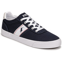 Chaussures Homme Baskets basses Polo Ralph Lauren HANFORD RECYCLED CANVAS Marine