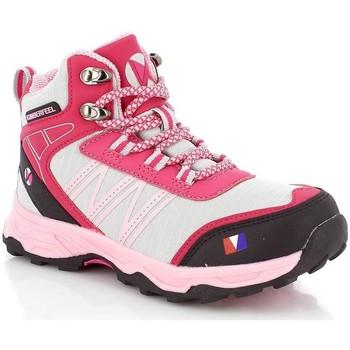 Chaussures Enfant Randonnée Kimberfeel VINSON Framboise