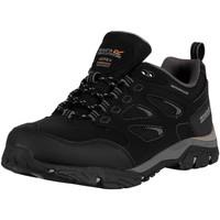 Chaussures Homme Randonnée Regatta Bottes de marche basses Holcombe IEP noir