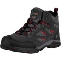 Chaussures Homme Boots Regatta Bottes de marche Holcombe IEP Mid noir