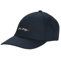Accessoires textile Femme Casquettes Tommy Hilfiger SIGNATURE CAP Marine