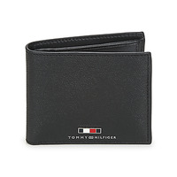 Sacs Homme Portefeuilles Tommy Hilfiger BUSINESS EXTRA CC AND COIN Noir