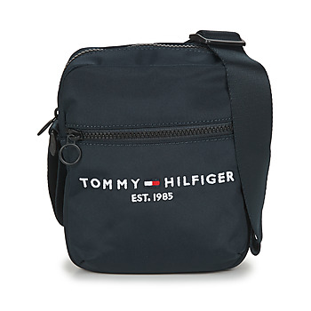 Sacs Homme Pochettes / Sacoches Tommy Hilfiger TH ESTABLISHED MINI REPORTER Marine