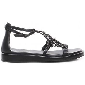 Chaussures Femme Sandales et Nu-pieds Now 6785 Noir
