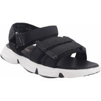 Chaussures Fille Sandales sport Bubble Bobble Sandale fille  A3289 noir Noir