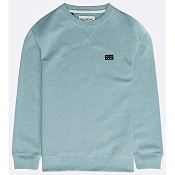 Vêtements Garçon Sweats Billabong - Sweat junior - vert Gris