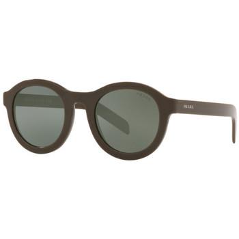 Montres & Bijoux Homme Lunettes de soleil Prada  Vert