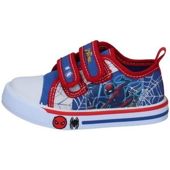 Chaussures Garçon Baskets basses Spiderman SPP4475-09 BLEU