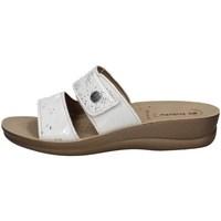 Chaussures Femme Mules Inblu VR 56 Blanc