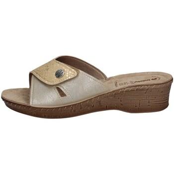 Chaussures Femme Mules Inblu 26 79 Jaune