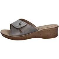 Chaussures Femme Mules Inblu 26 79 Argenté