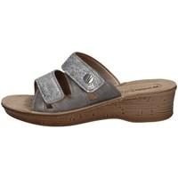 Chaussures Femme Mules Inblu 26 78 Argenté
