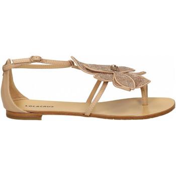Chaussures Femme Sandales et Nu-pieds Lola Cruz  cuero