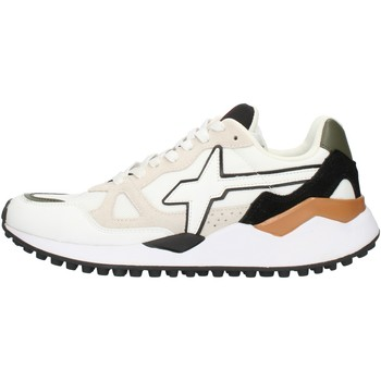 Chaussures Homme Baskets basses W6yz 001201518310 blanc