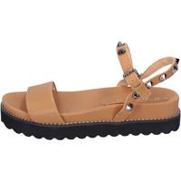 Chaussures Femme Sandales et Nu-pieds Vicenza BJ899 Marron