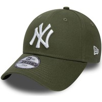 Accessoires textile Casquettes New-Era Casquette enfant/youth 9FORTY NY Yankees Olive
